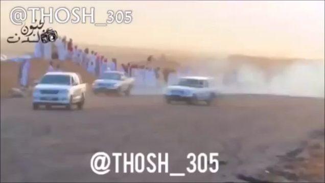 MAD ARABS drift crash acident compilation #3 thumbnail