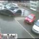 Crazy Russian Female Driver