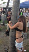Girl At Ultra Music Festival Kisses A Tree High Definition thumb6283 e1542232154140