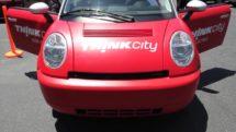 Think Electric Car test drive thumbnail 1