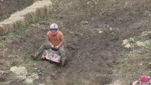 Extreme Redneck Games Barbie Jeep Racing RWP thumb60445