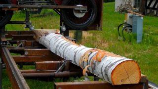 Homemade Sawmill #21 – CUTTING BOARDS! thumbnail 2