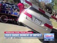 TRAIN CRASH Compilation 1 Trains vs Cars Trains vs Trucks thumb41443