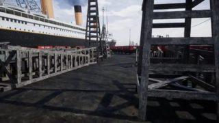 Unreal Engine 4 – Titanic 4K Demo – Walking around in it thumbnail 1