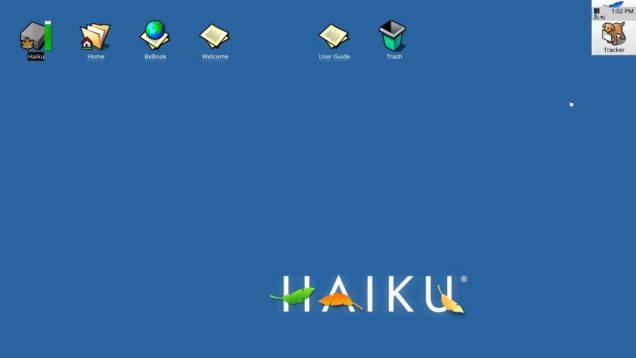 1 Haiku Alternative Operating System thumb45113