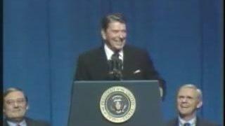 Reagan tells Soviet jokes thumbnail 1