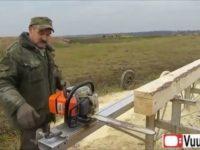 Russian Home Made Sawmill thumb52