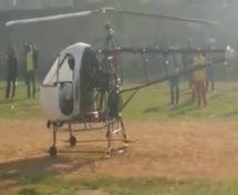 Ugandan home made helicopter thumb2886