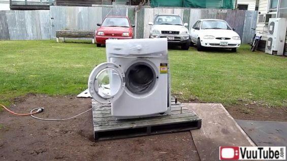 Washing Machine Carnage thumbnail 1