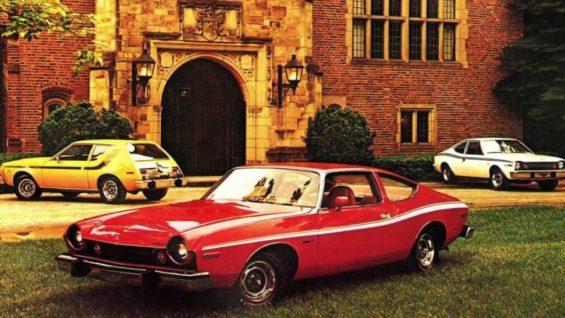 1974 AMC Matador Coupe The Forgotten Coupe thumb46895