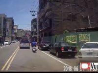 Asian Skooter Crashes 2 thumb25115