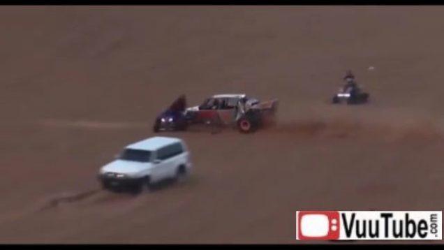 Crazy Arab Desert Driving Party thumb1159