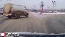 Russian Road Crashes Winter Edition thumb9953