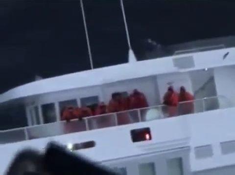 The sinking of superyacht Yogi thumb3441