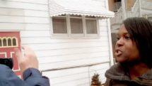 Crazy Black Woman Attacks Two White Neighbors Skokie IL USA Chicago Chiraq thumb3041