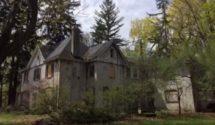 Abandoned Canadian Mansion