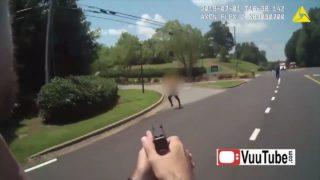 Police Shoot Seemingly Unstoppable Knifeman thumb1586