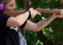 American Woman Gun Range