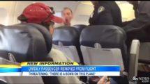 Caught on Tape Passenger Screams Bomb on Plane thumb1