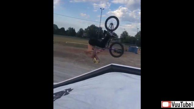 Cool Double Bike Flip thumb1