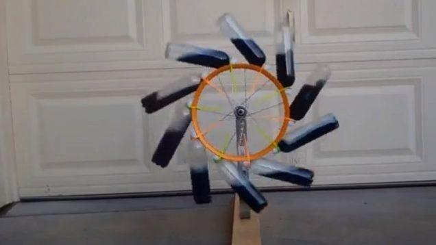 Fake perpetual Motion machine thumb2