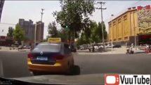 MultiCultural Car Crash Dashcam Pt1 thumb2