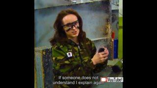Russian Grenade Girl thumb1