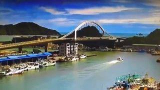 Bridge collapse Taiwan October 1 2019 thumb1