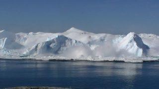 MASSIVE GLACIER COLLAPSE Caught on Camera Ilulissat Greenland thumb1