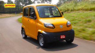 Bajaj Qute First Drive Review Autocar India thumb2