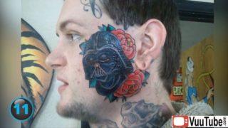 Total Loser Face Tattoos thumb1